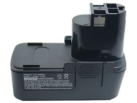 Replacement Bosch GNS 7.2V Power Tool Battery