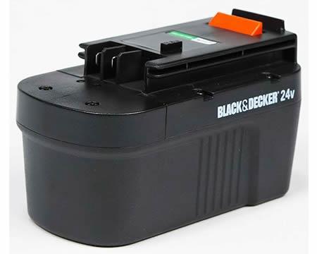 Replacement Black & Decker 90504665 Power Tool Battery