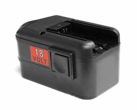 Replacement Milwaukee PIW 18 Power Tool Battery