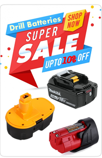 power tool batteries sale